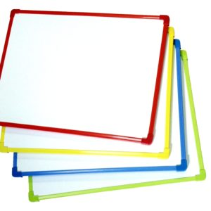 Economy handheld magnetic whiteboards