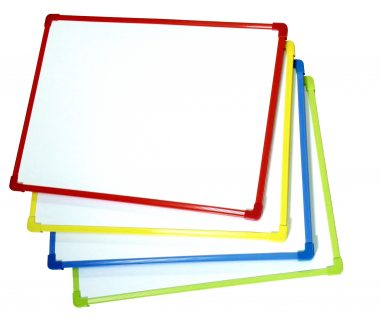 Economy handheld magnetic whiteboards