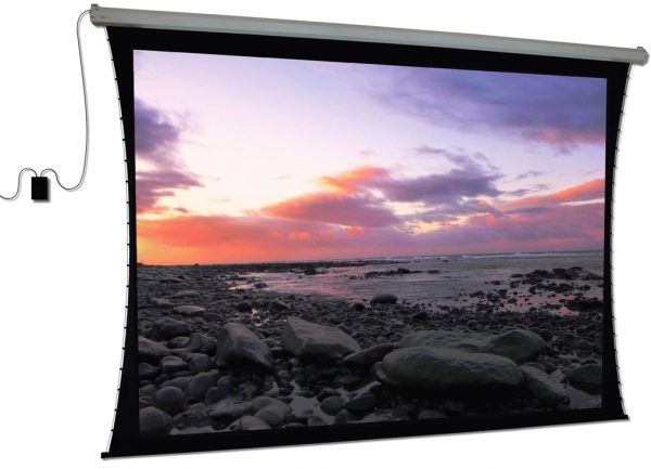 Executive Electric Projection Screen