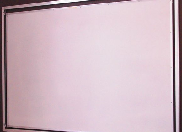 Revolving Projector Screen whiteboards