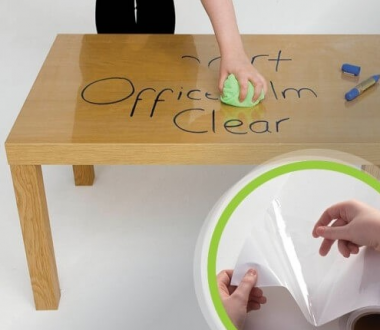 Smarter Surfaces writable furniture - expand your creative space