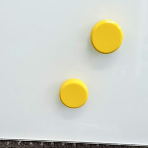 Neo magnet buttons