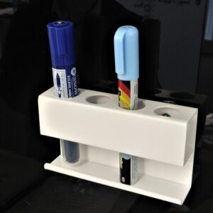Suction pen holders